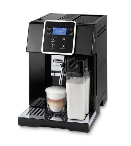 Delonghi ESAM420.40.B Kaffeevollautomat schwarz