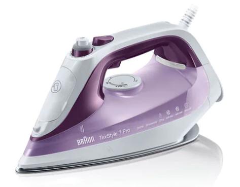 Braun SI7066VI Dampfbügeleisen Violett
