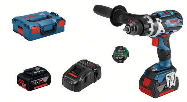 Bosch Professional Akku-Schlagbohrschrauber (06019G0301)