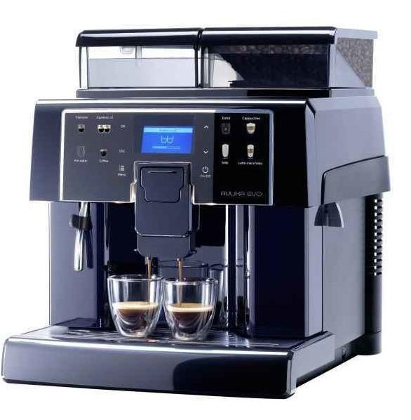 Saeco Kaffeevollautomat Aulika EVO Focus (10000040)