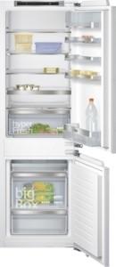 KI86SAD30 Einbau-Kühl-Gefrier-Kombination Flachscharnier-Technik, softEinzug mit Türdämpfung