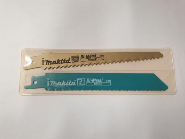 Makita BIM Säbelsägeblatt 152x1.25mm 6Z (B-05175)