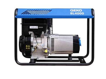 Geko Stromerzeuger BL4000 E-S/SHBA Benzin 5 kVA