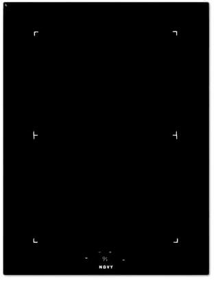 Novy Induktionskochfeld Domino 3774
