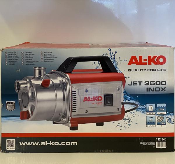 AL-KO Gartenpumpe AL-KO Jet 3500 Inox 112840