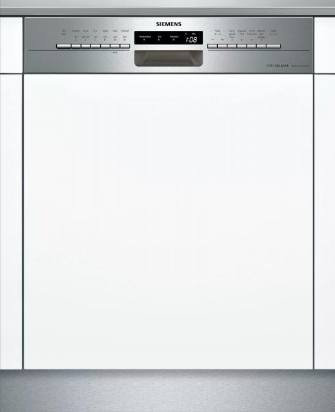 Siemens Geschirrspüler Teilintegriert 60 cm SN536S02ID