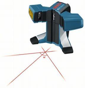 Bosch Professional GTL 3 Linienlaser inkl. Tasche (0601015200)