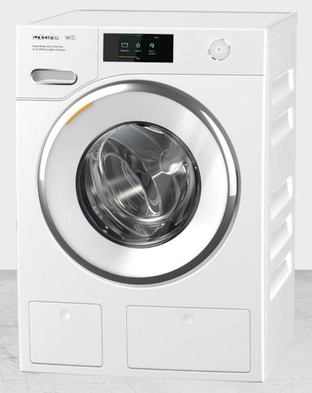 Miele WWR880WPS Waschmaschine Frontlader, Lotosweiß, Ausstellungsstück