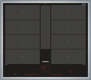 Siemens EX645LYC1E 60 cm Induktions-Kochstelle, Glaskeramik