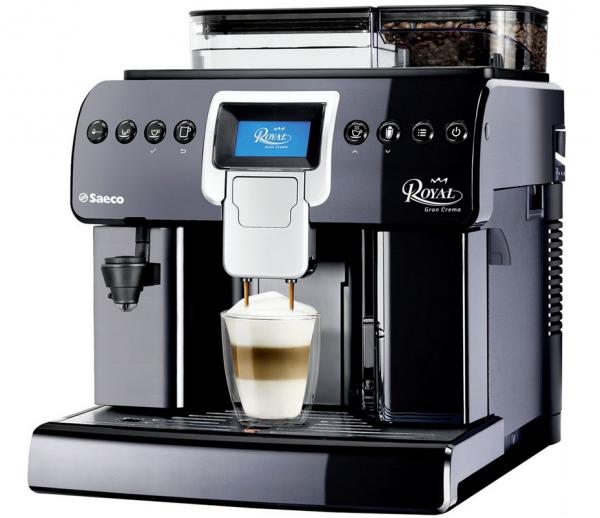 Saeco Royal Gran Crema V2 BLK 10005230 Kaffeevollatuomat