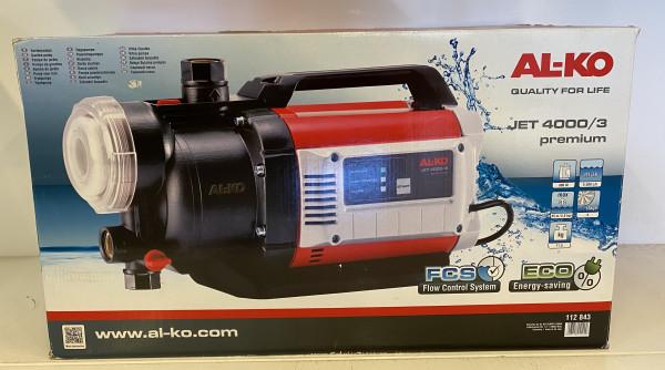 AL-KO Gartenpumpe AL-KO Jet 4000/3 Premium 112843