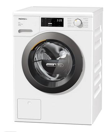 Miele WTD160 WCS Waschtrockner, Lotosweiß, Ausstellungsstück