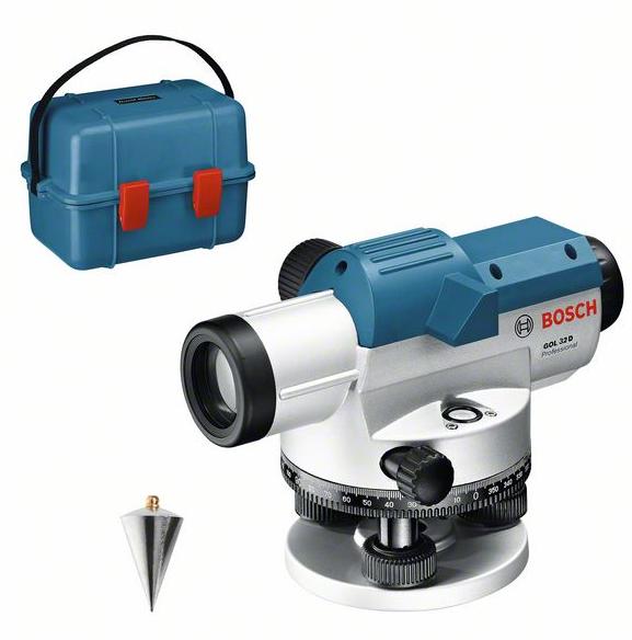 Bosch GOL32D Optisches Nivelliergerät (0601068500)