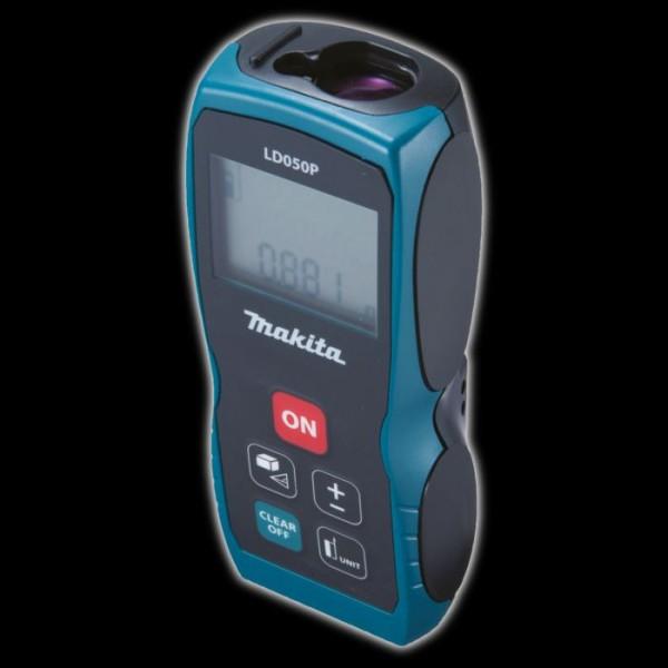 Makita LD050P Laser-Distanzmessgerät