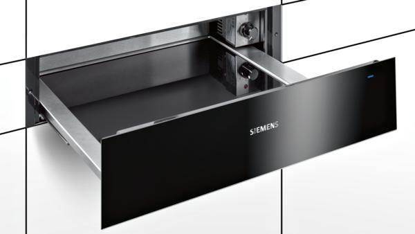 Siemens BI630CNS1 Wärmeschublade