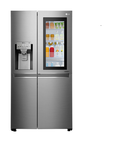 LG Side-by-Side GSX960NEAZ mit Festwasseranschluss