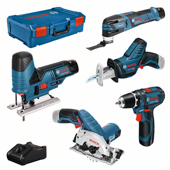 Bosch 5er-Werkzeug-Set 12V (0615A0017C)