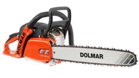 Dolmar PS-420SC 38cm Benzin-Kettensäge