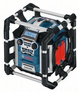 Bosch Professional GML 50 Baustellenradio/Ladegerät solo (0601429600)