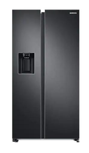 Samsung RS68A8821B1/EF Side-by-Side 178cm 609l Premium Black