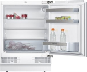 KU15RA65 Unterbau-Kühlschrank Flachscharnier-Technik softEinzug mit Türdämpfung