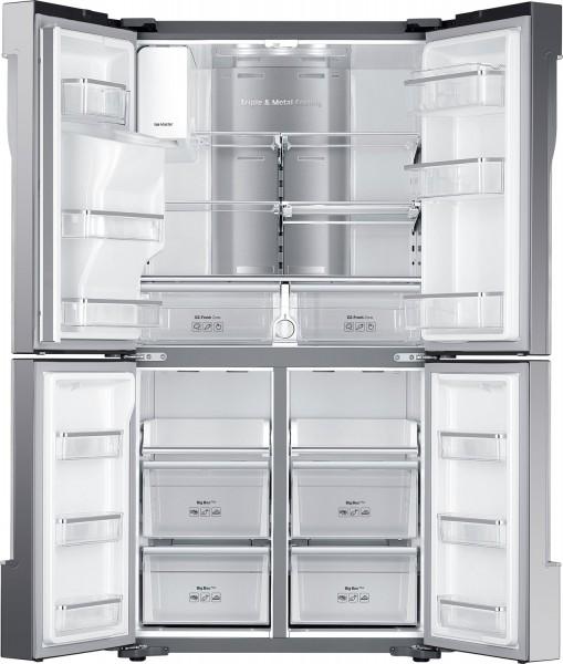 Samsung RF56J9041SR Side-by-Side-Kühlschrank