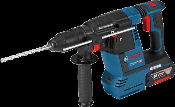 Bosch GBH 18V-26 F Akku-Bohrhammer mit SDS-plus (0611910004)