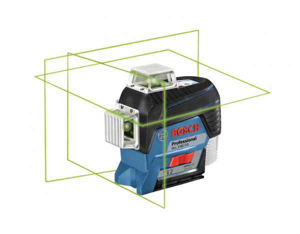 Bosch GLL 3-80 CG Linienlaser (0601063T03)