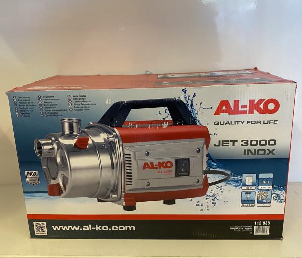 AL-KO Gartenpumpen AL-KO Jet 3000 Inox Classic 112838