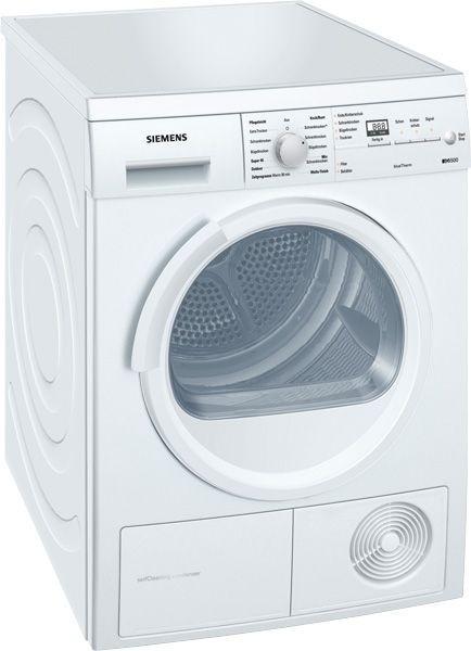 Siemens WT46W360 Wärmepumpetrockner - WT 46 W 360 - WT46 W360