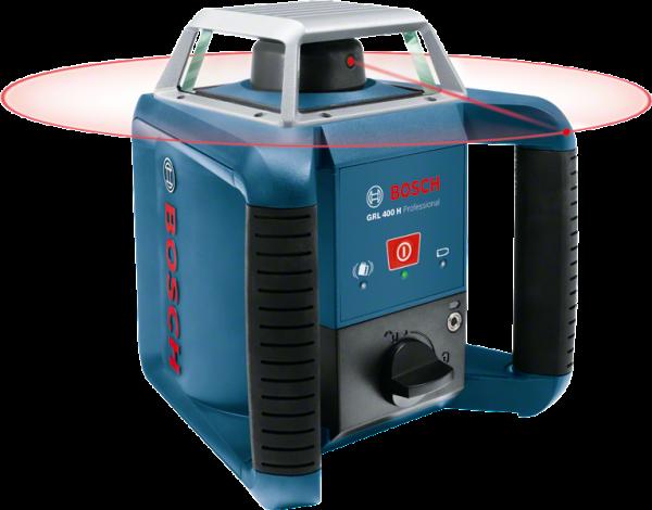 Bosch GRL 400 H Rotationslaser (0601061800)