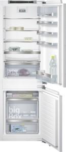 KI86SAD40 Einbau-Kühl-Gefrier-Kombination Flachscharnier-Technik, softEinzug mit Türdämpfung