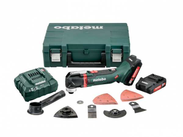 Metabo Akku-Multitool MT 18 LTX Compact (613021510)