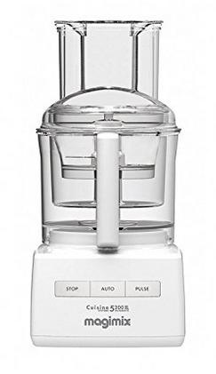 Magimix Küchenmaschine Compact 5200 XL Weiß