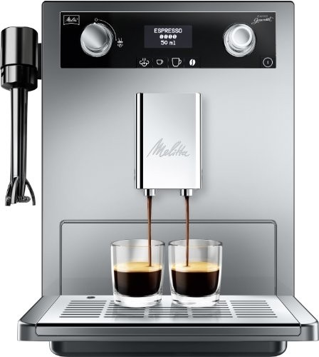 Melitta E965-101 Kaffeevollautomat Caffeo Gourmet