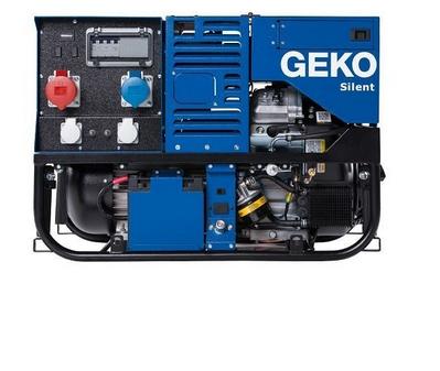 Geko Stromerzeuger 12000 ED-S/SEBA S, Benzin, 12 kVA, E-Start
